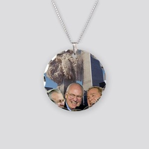 JetFuel[F] Necklace Circle Charm